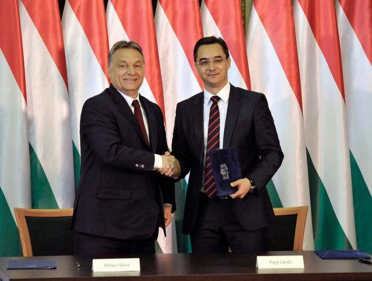 Se Orbán, se Áder, se Papp László
