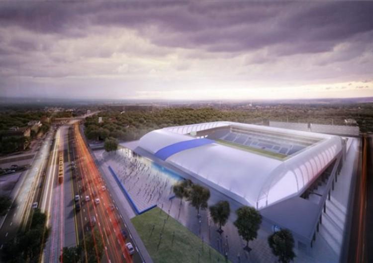 Nézzék, milyen szép kis stadiont kap az MTK!