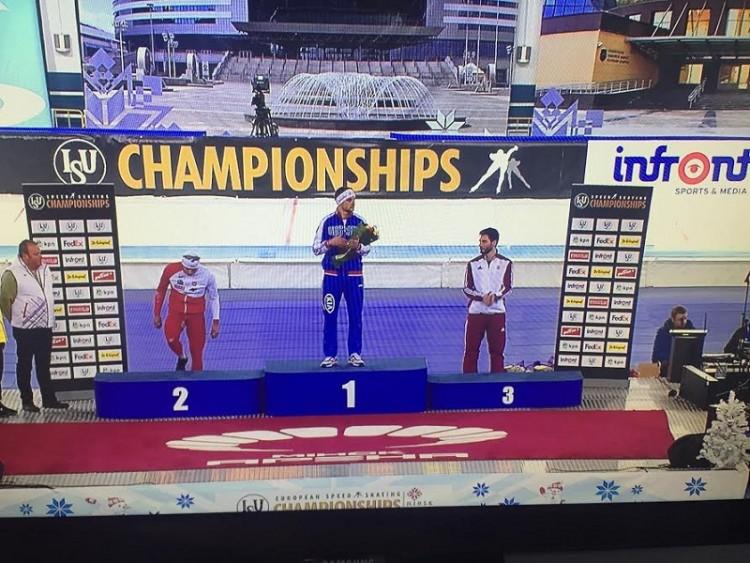 EB-bronzérmet szerzett a debreceni sportoló