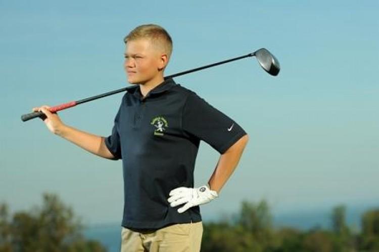 Alig 13 éves a világranglistás golfozónk