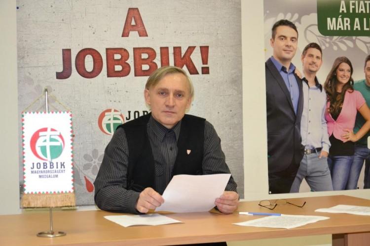 A Jobbik egy fontos ügy csődjéről