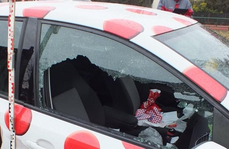 Rengeteg autót törtek fel Debrecenben