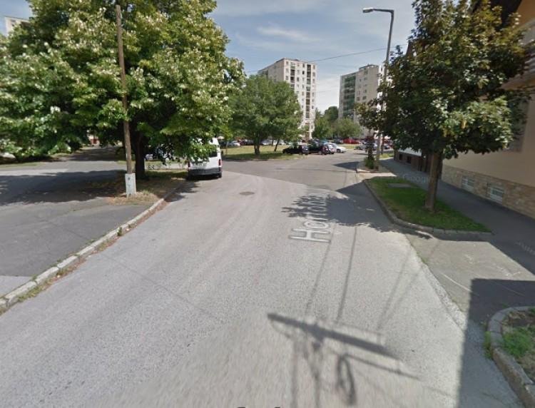 Balesetveszélyre figyelmeztetnek Debrecenben
