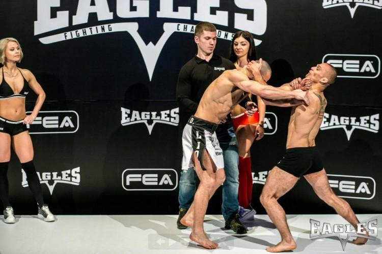 Már a mérlegelésen összeverekedett ellenfelével a debreceni MMA-s