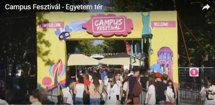 Campus újratöltve + videó