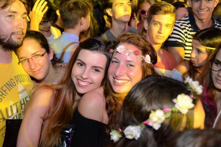 Mizu a Campus Fesztiválon? Zene, buli, barátság, szerelem