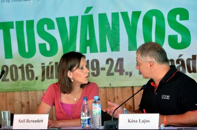 Kósa Lajos: Nem tűröm el, hogy a szomszéd mondja meg, kit engedjek be