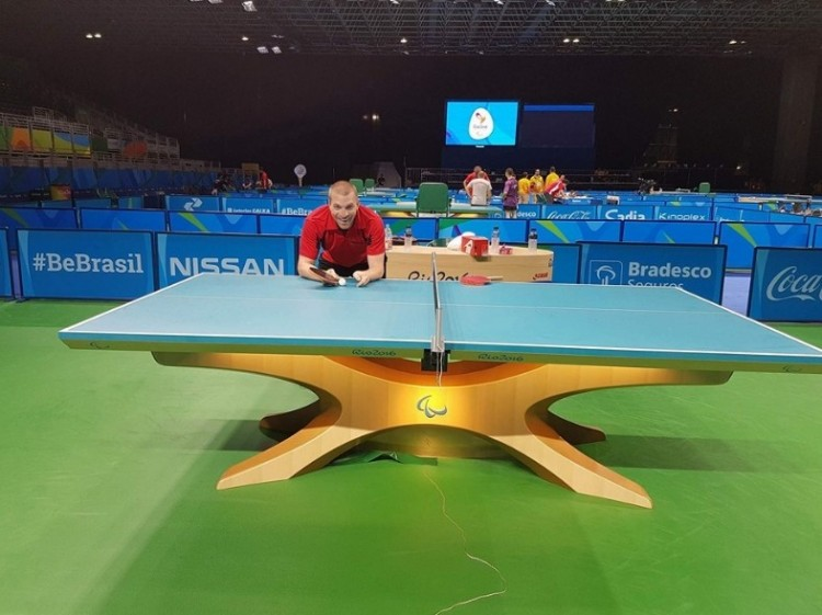 Debrecen paralimpikonja színre lép