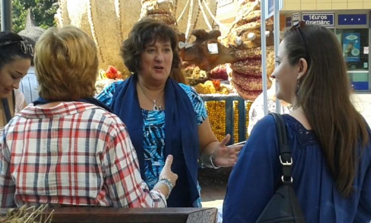 A nőkért harcolt a debreceni flaszteren az MSZP