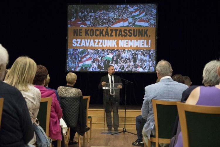 Langyos fórumot tartott Debrecenben a Fidesz