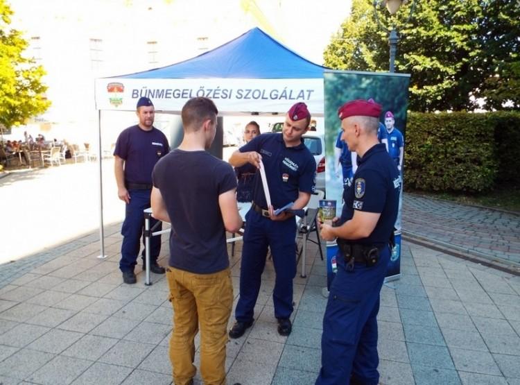 Debreceni fiatalok, ki akar határvadász lenni?