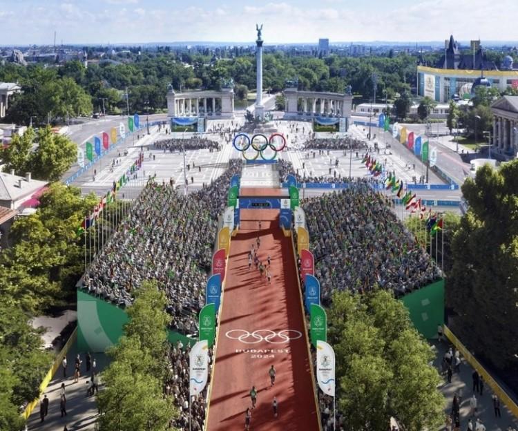 Parádés helyszíneket álmodtak meg a budapesti olimpiának