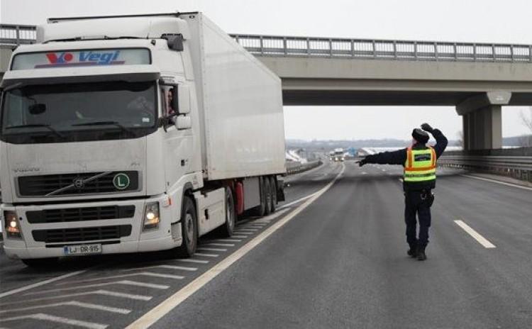 Országos közúti ellenőrzés jön