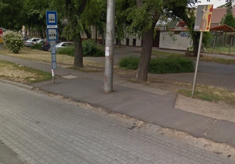 Visszakapnak a debreceniek egy buszmegállót