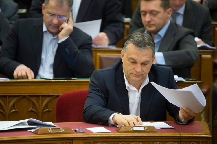 """Orbán keményen """"beszólt"""" az amerikaiaknak"""