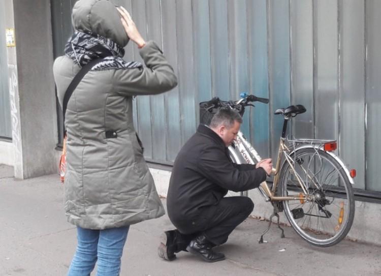 A debreceniek gondolnak a biciklijükre