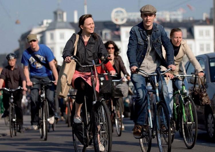 Több a kerékpáros, mint az autós - ez (még) nem Debrecen