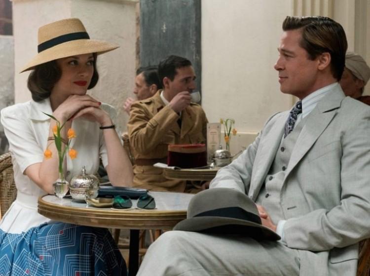 Romantika és háború, Brad Pitt és egy jő nő. Mi kell még?