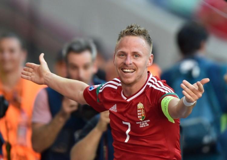 A harmincasok klubjába lépett a jelenkor legjobb magyar focistája