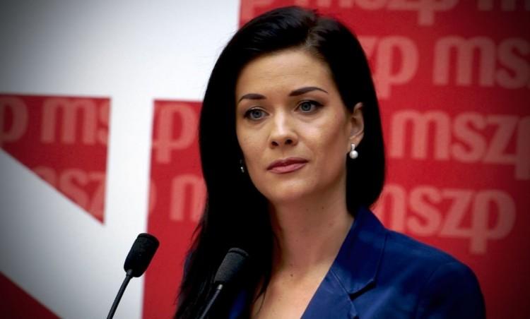Az MSZP jó nője kilépett - bomlik a párt?