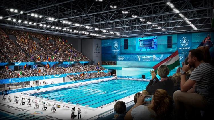 Ha lesz olimpia, ha nem, a stadionok felépülnek!