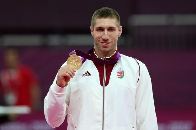 Olimpiai bajnok, nagyszerű sportember látogat Debrecenbe
