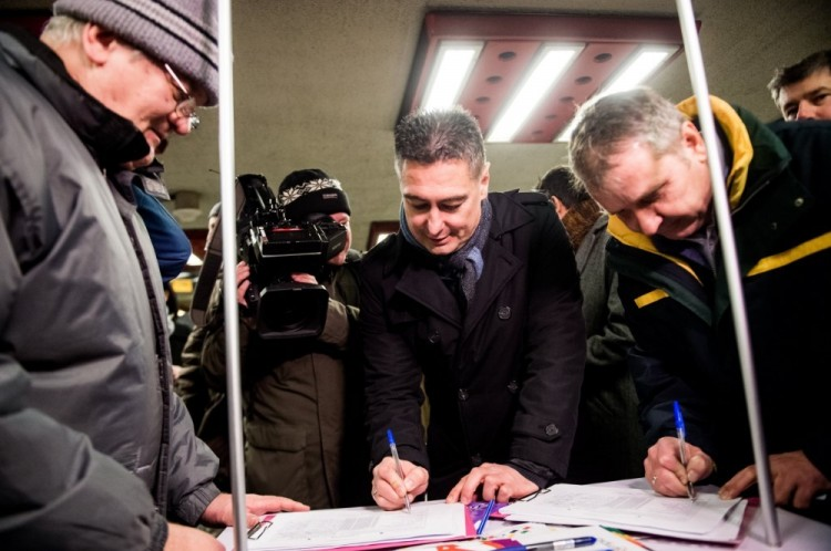 Szárnyaszegetté vált az olimpiaellenes aláírásgyűjtés