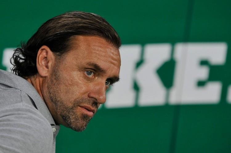 Keményen nekiment Bernd Storcknak a Fradi német mestere