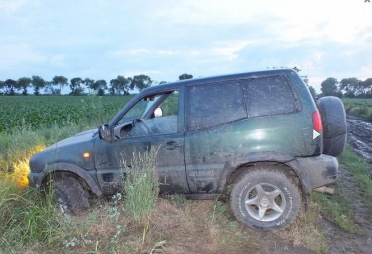 Krimi a Hajdúságban: kilőtte a rendőr az autó kerekét