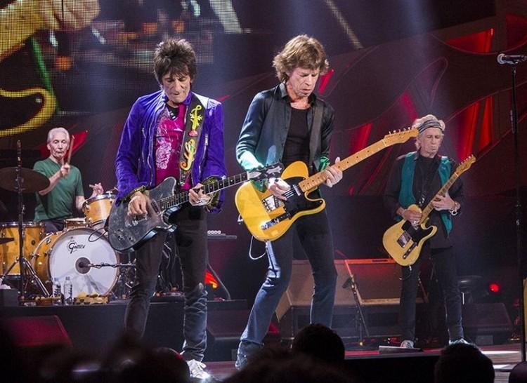 Mégsem lép fel a Rolling Stones