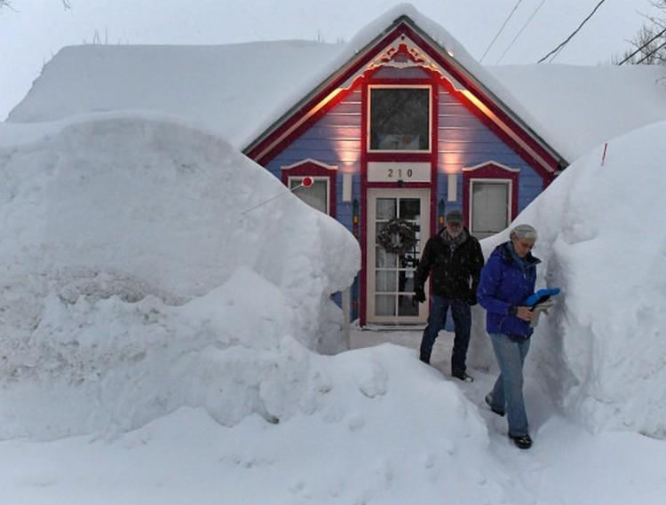 Fagy, havazás. Ez vár ránk a jövő héten