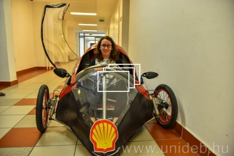 Ez a debreceni autó 35 forintból 100 kilométert megy