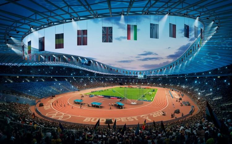 Olimpia nem lesz, de az Olimpiai Stadion megépül