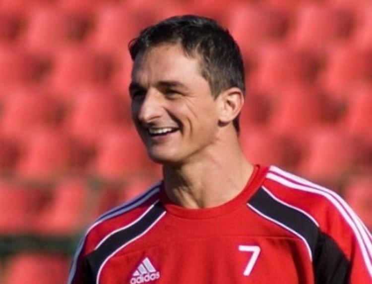 Dombi Tibor a válogatottban!
