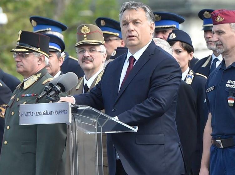 Orbán: ezt diktálta a józan ész