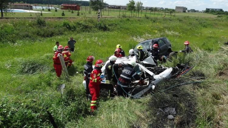Balmazújvárosiak haltak meg a szörnyű balesetben