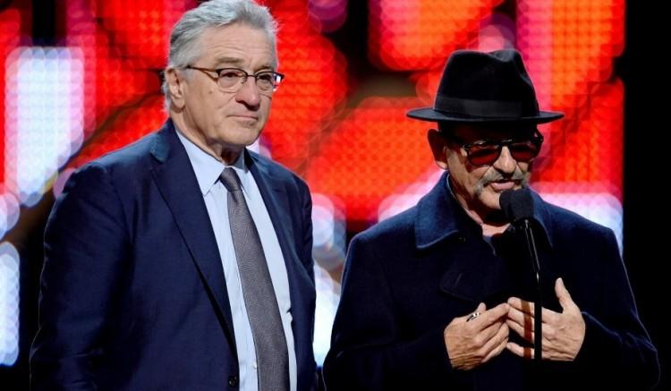Összeálltak a legnagyobbak: De Niro, Pacino, Pesci