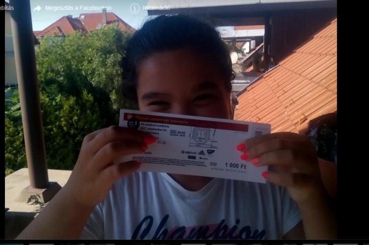 Hosszú sorban állással lehet jegyet venni a magyar-portugálra
