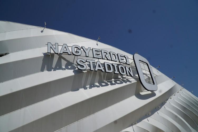A Nagyerdei Stadionnál vár nagy bevetés a debreceni tűzoltókra