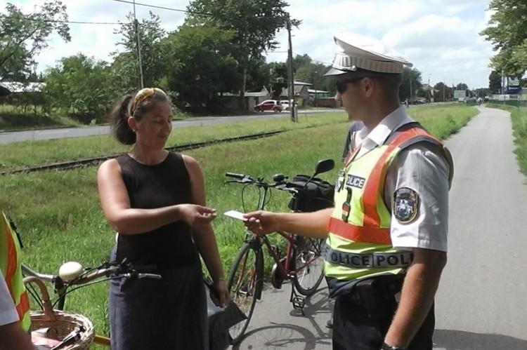 A debreceni bicikliseknek sokat kell még fejlődniük