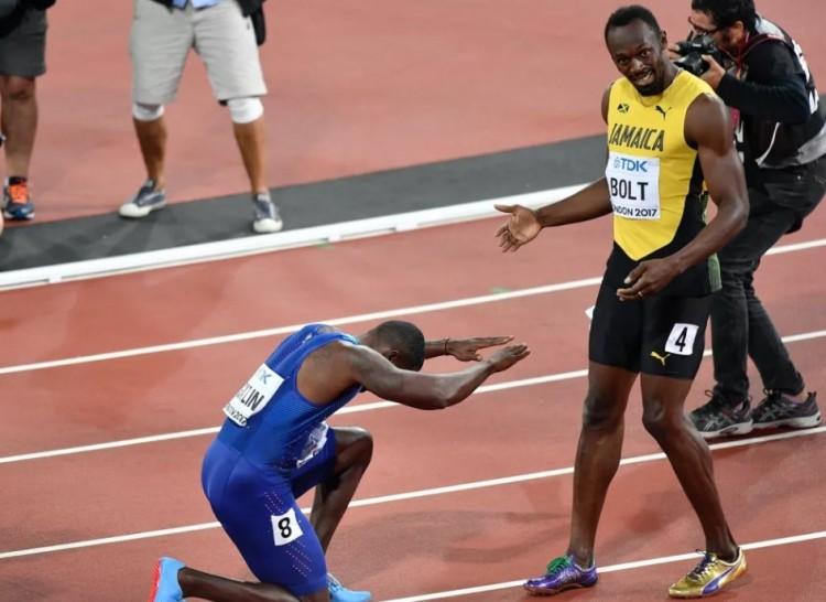 Kifütyülték az embert, aki legyőzte Usain Boltot