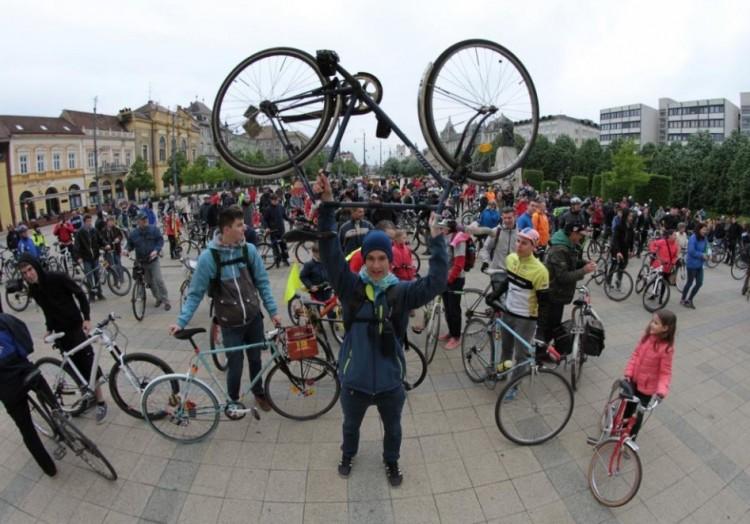 Nagyszerű hír a debreceni kerékpárosoknak: indul a fejlesztés!