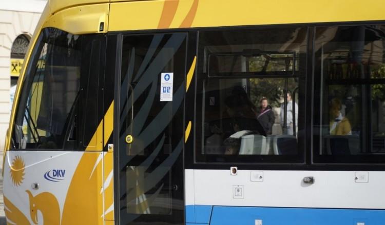 Visít a villamos Debrecenben, de egyelőre nincs pénz kenésre