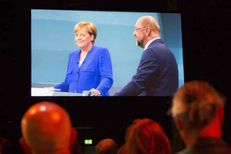 Magyarország és Orbán Viktor volt a téma a német kancellárjelöltek vitáján