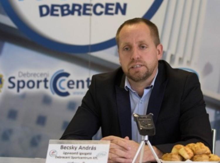 A második ember lett az úszószövetségben a debreceni sportvezető