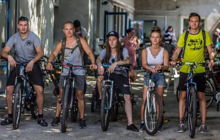 Újabb akcióra készül a Debrecen Bike Maffia