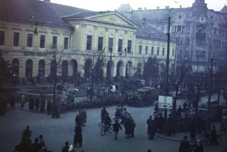 Debrecen így emlékezik az 1956-os forradalomra