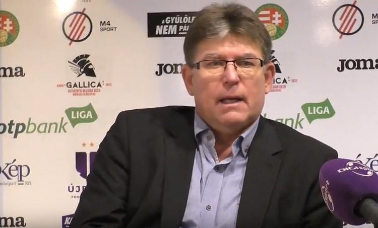 Videó: Herczeg András így látta az újpesti ikszet