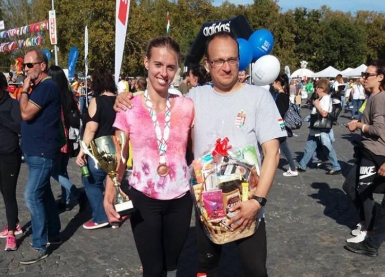 Nagyszerű debreceni siker a Budapest Maratonon