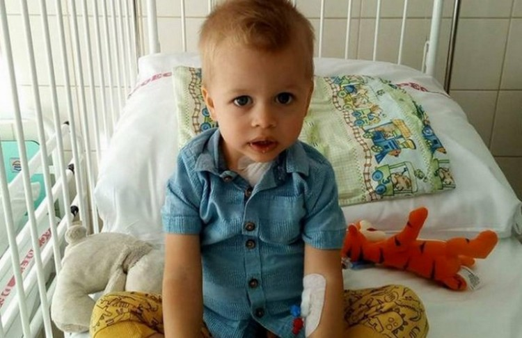 Segítsen Hajdúszoboszlón a kis Marcin